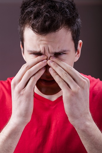 Sinus Infections can cause sinus pressure